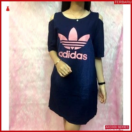 AKC069D22 Dress Wanita Jeans Anak 069D22 Dress Dress BMGShop