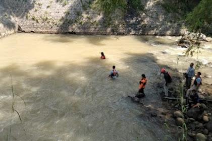 Pelajar SMP di Nganjuk Tewas Usai Terjun Ke Dam Brebek