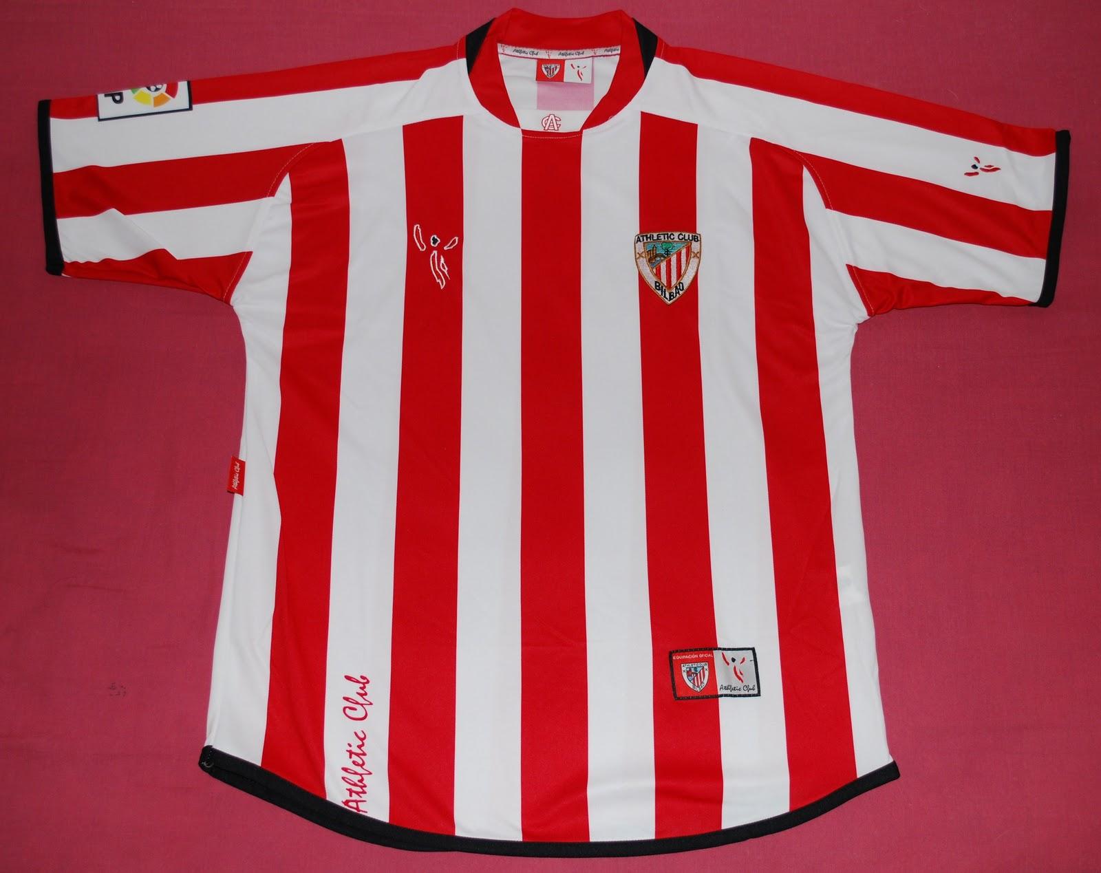 384d335e503da Mi Colección de Camisetas del Athletic Club Bilbao