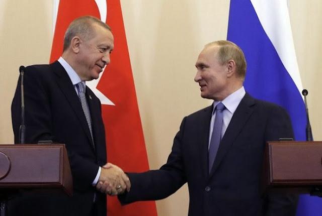 Ζητήματα ελληνικού ενδιαφέροντος από τις συμφωνίες ΗΠΑ - Ρωσίας με Τουρκία