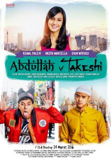 Download Film  Abdullah & Takeshi  (2016)