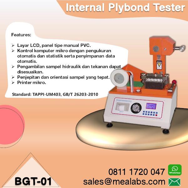BGT-01 Internal Plybond Tester