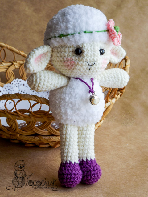 Amigurumi Sheep Free Pattern Amigurumi Free Patterns