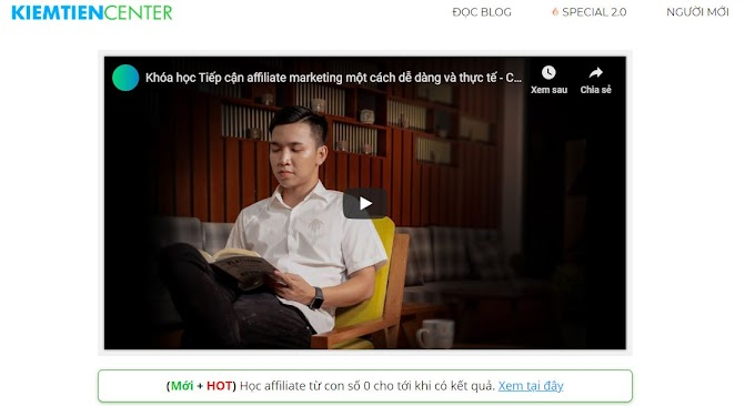 Giới thiệu trang web chuyên về blog kiếm tiền mmo