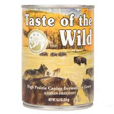 Taste of the Wild Hypoallergenic Dog Food