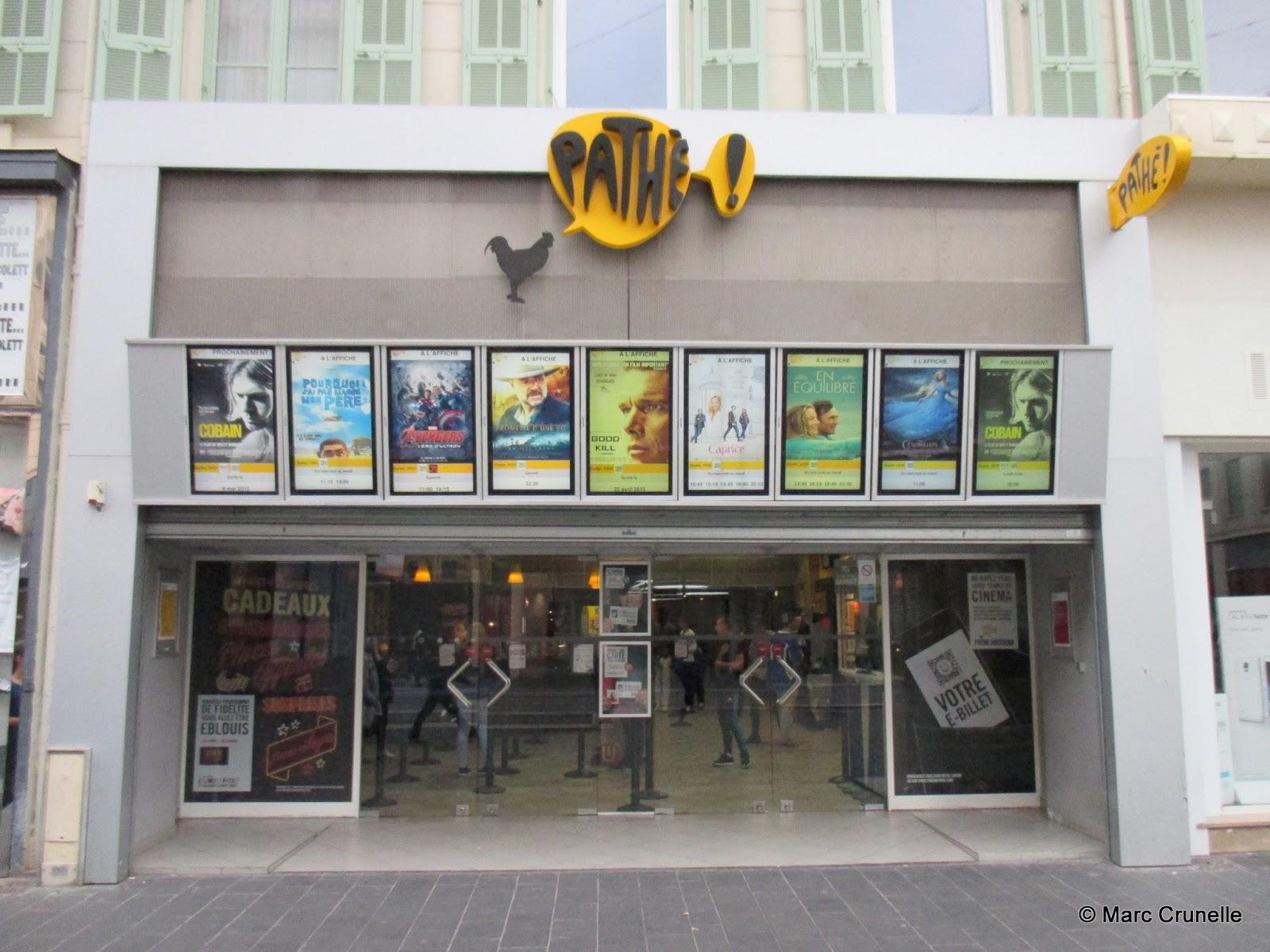 Ciné-Façades: Pathé-Masséna (Nice - 9)
