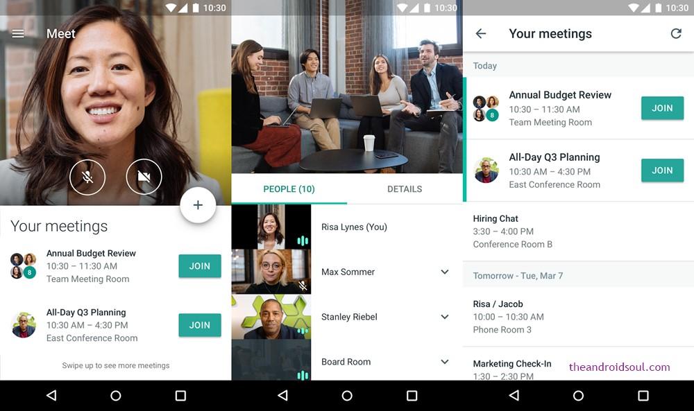 Presto potrai sfocare lo sfondo su Google Meet da Android