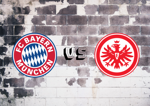 Bayern München vs Eintracht Frankfurt  Resumen y Partido Completo