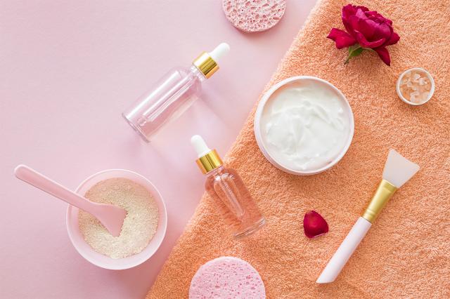 skincare - cuidados com a pele
