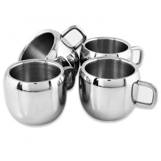 AKG Stainless Steel Tea & Coffee Cup