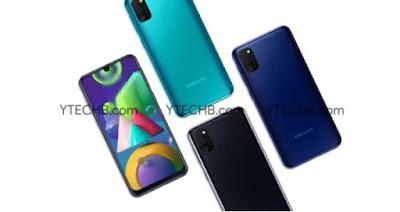 upcoming Samsung Galaxy M21