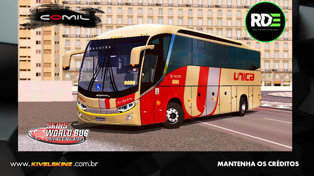 COMIL 1200 4X2 - VIAÇÃO UNICA