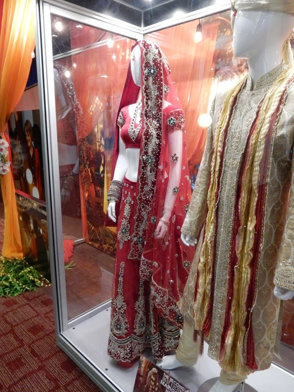 Sunaina wedding costume Second Best Exotic Marigold Hotel