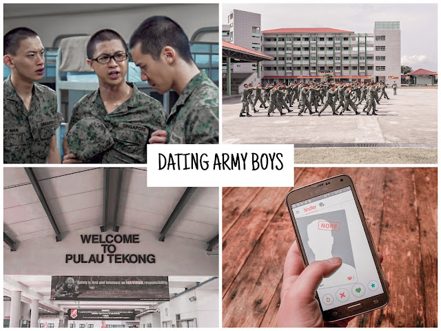 dating army boys cover picture