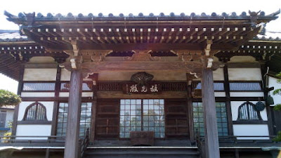 香林寺 本堂