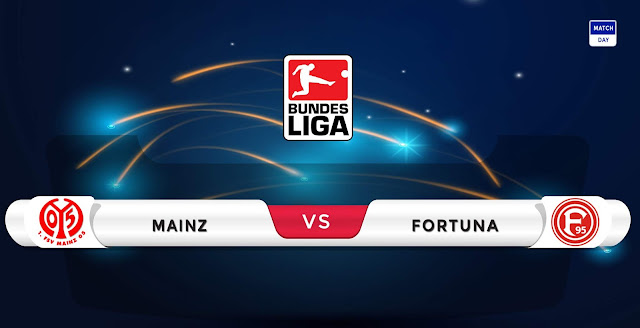 Mainz vs Fortuna Dusseldorf Prediction & Match Preview