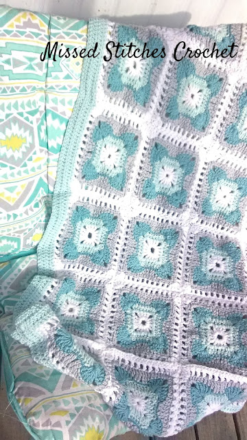 Crochet Lapghan Free Pattern
