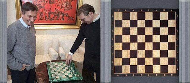 #Вучић #Пахор #Шах #Игра #Политика #Издаја #КМновине