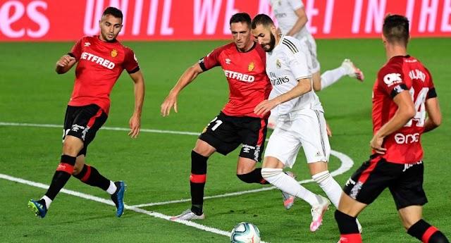 Real Madrid vs. Espanyol EN VIVO por LaLiga Santander 2020 desde el RCDE Stadium
