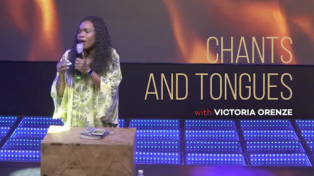 Audio + Video: Victoria Orenze – Chants And Tongues