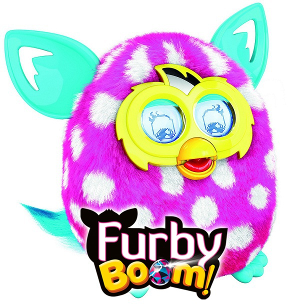 Come, See Toys: FURBY BOOM, HATCHING A NEW GENERATION OF ...