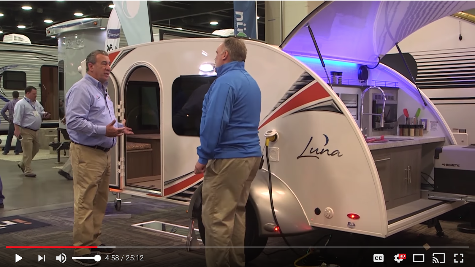 Rollin' on TV: inTech Luna, 2 Gals & A Dog, and Driving Tips by RV on