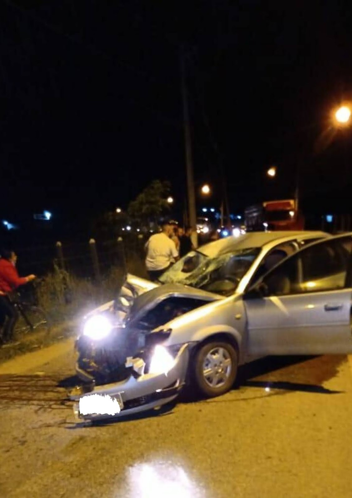 Acidente com vítima fatal em Itajubá-MG, próximo a Imbel. 15