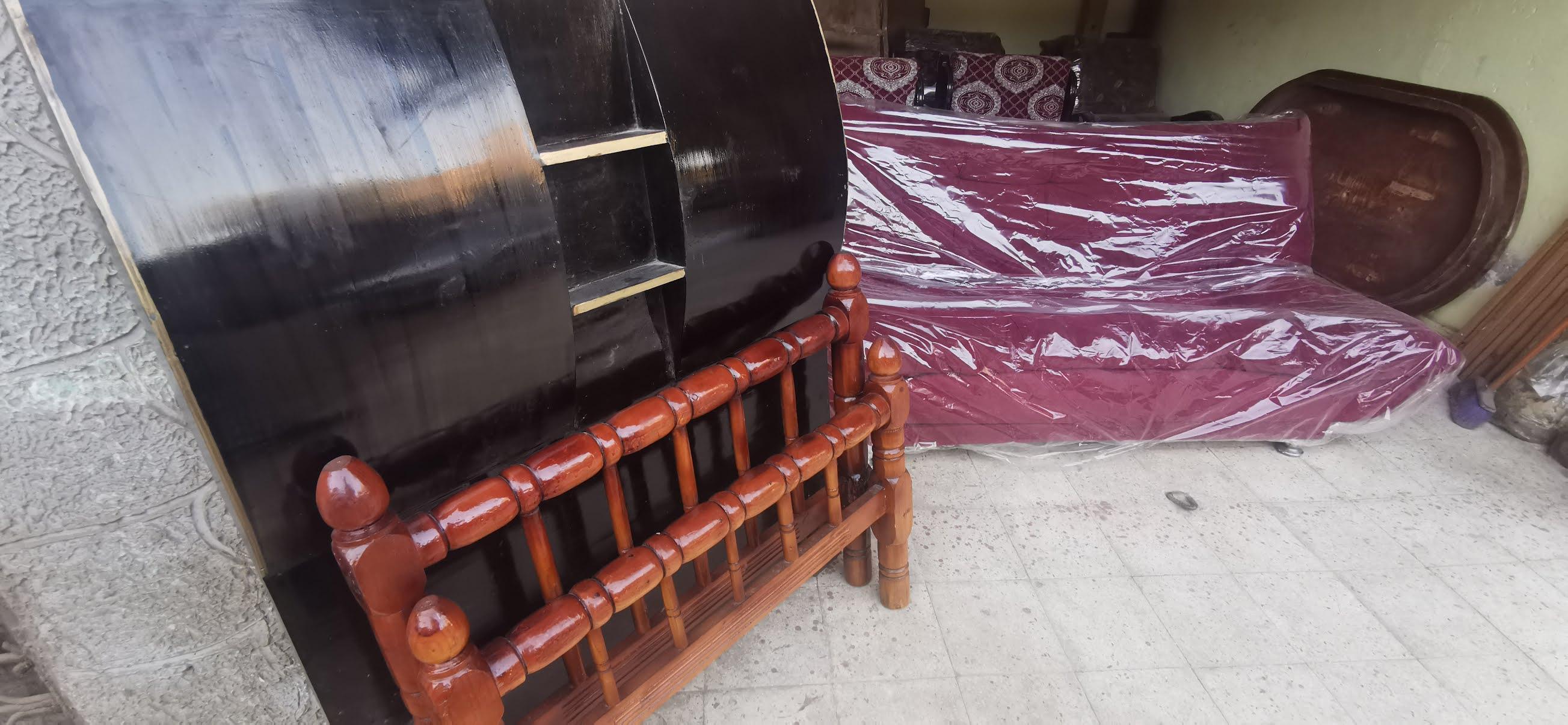 أسعار سرير مستعمل للبيع في المطرية - فيرنتشر ستورز المطرية
