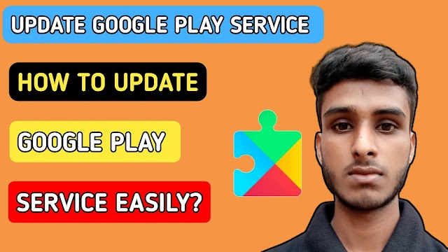 How to update google play service