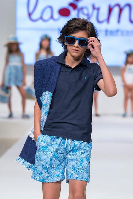 Ormiga moda chicos verano