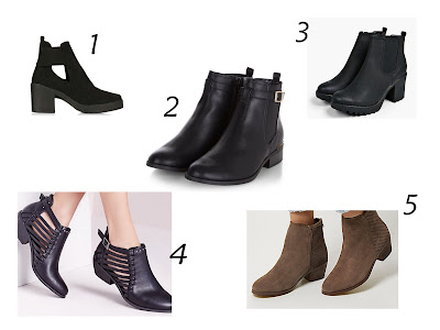Weekend Wants | Ankle Boots