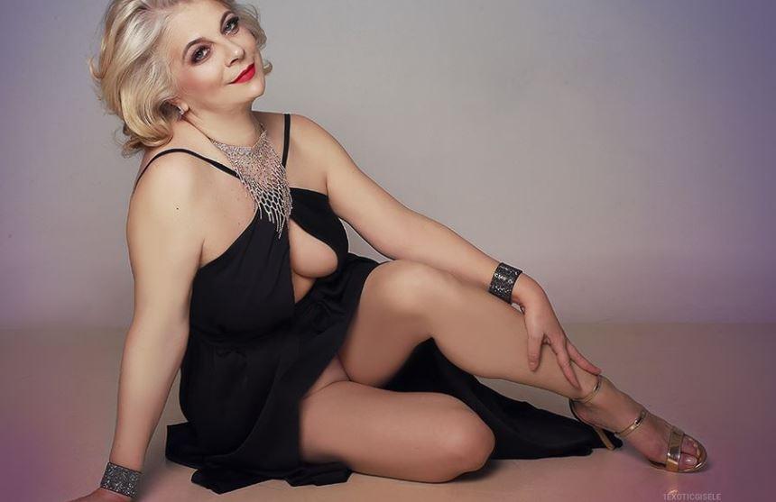 1ExoticGisele Model GlamourCams