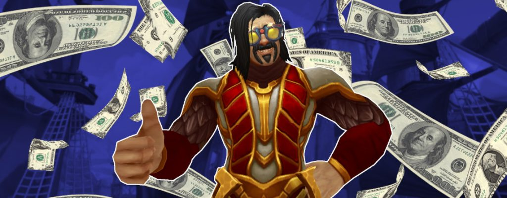 More cash for Blizzard - subscription costs increase.