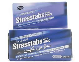 سعر ودواعي إستعمال سترس تابس Stresstabs أقراص مكمل غذائى