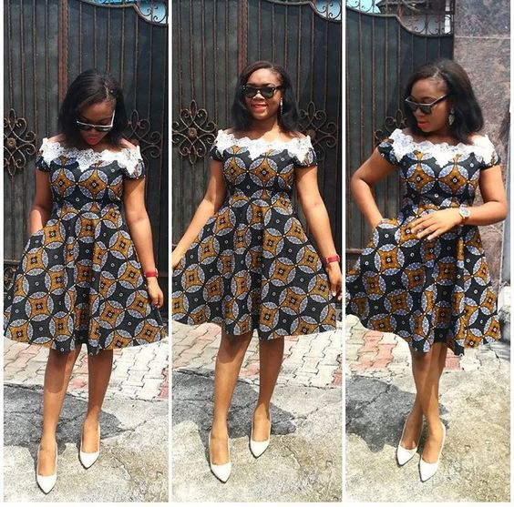 Online Hub For Fashion Beauty And Health: Stunningly Superb Ankara ...
