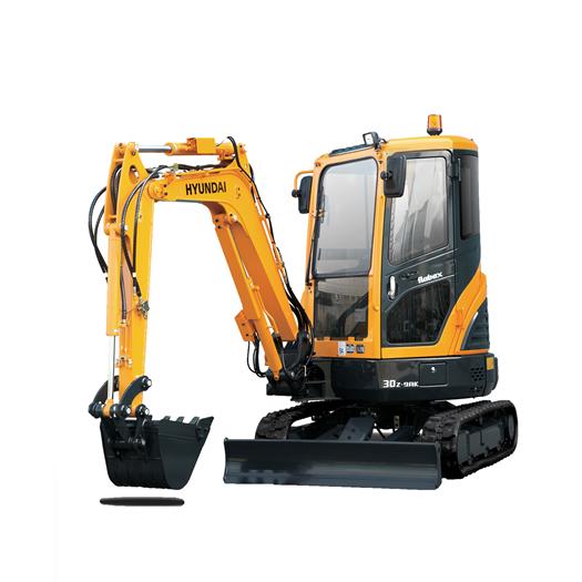 Hyundai Excavators R30Z-9AK