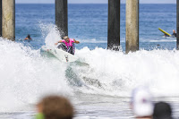 7 Sage Erickson Vans US Open of Surfing foto WSL Kenneth Morris