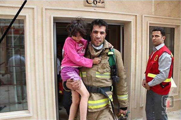 Omid Abbasi, Iranian Firefighter Who Died After Saving ...