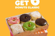 Promo Dunkin Donuts Terbaru Juni - Juli 2020