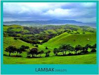My Homeworks Anyong Lupa Lambak Valley