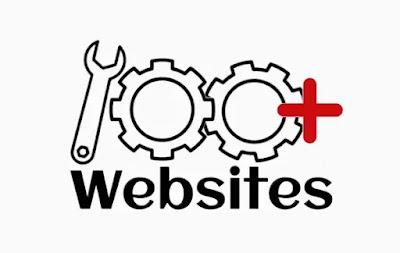 100 + siti web utili