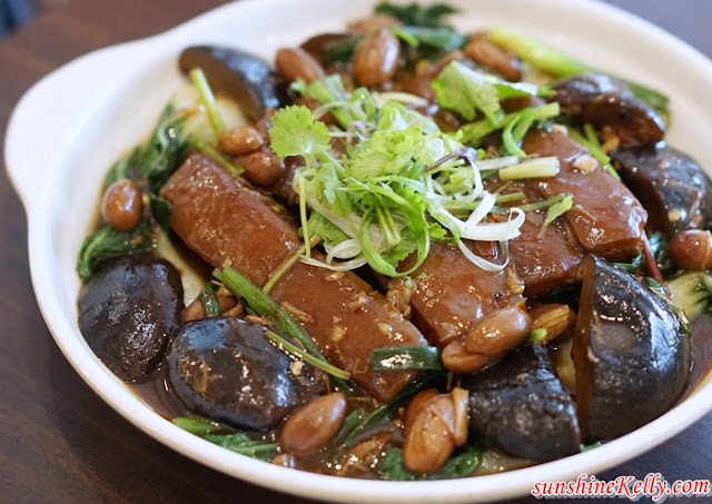Esquire Kitchen, Prosperity Chinese New Year Menu, CNY 2019, Chinese New Year Dishes, Chinese Food, Food, food review