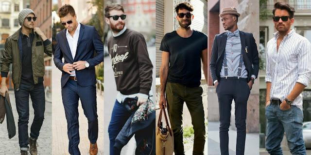 Gaya Fashion Retro Jaman Sekarang