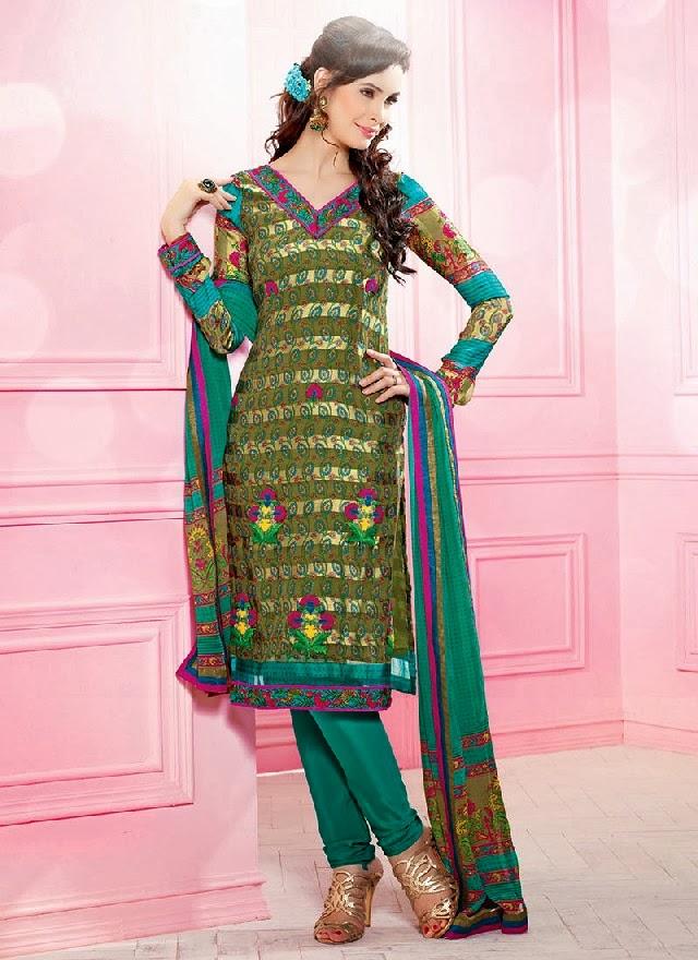 Latest Pakistan Designer Salwar Kameez 2013 ~ Fshion clothes |Latest Bollywood Salwar Kameez Designs 2013