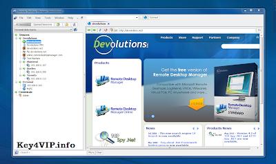 Devolutions Remote Desktop Manager Enterprise 10.0.8.0 Full Key