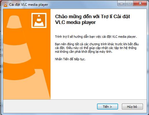 Hướng dẫn cài đặt VLC Media Player 64bit mới nhất cho Win 7, 10 b