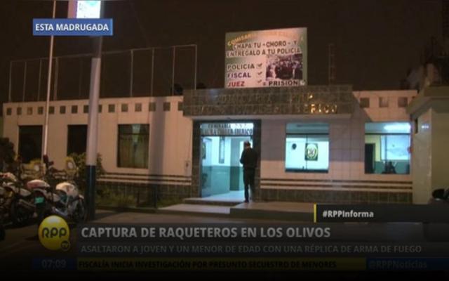 LOS OLIVOS NOTICIAS