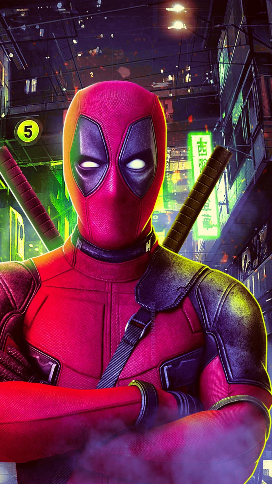 Deadpool HD 4K Wallpaper