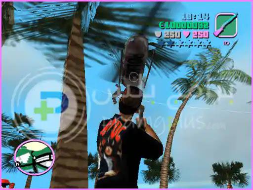 اسلحة لعبة GTA 7