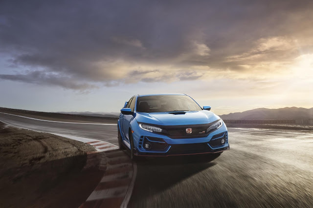 2020 Honda Civic Type R Arriving Soon with Upgraded Performance, Honda Sensing and new LogR Datalogging Smartphone App